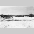 Machinery and heavy equipment in snow (ddr-fom-1-641)