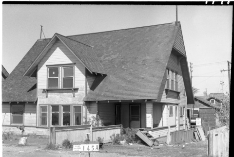 House labeled East San Pedro Tract 145A (ddr-csujad-43-32)