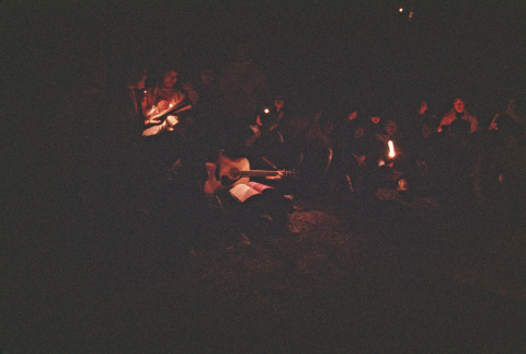 Candlelight service on the last night of camp (ddr-densho-336-1624)