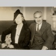 Joseph Grew and his wife returning to Japan (ddr-njpa-1-542)