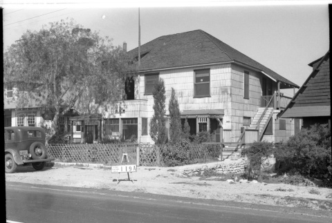 House labeled East San Pedro Tract 119A (ddr-csujad-43-77)