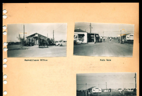 Surveillance Office and facilities at Crystal City Department of Justice Internment Camp (ddr-csujad-55-1446)