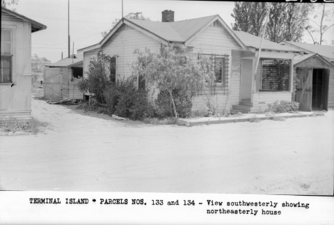 Terminal Island-Parcels nos.133 and 134 (ddr-csujad-43-181)