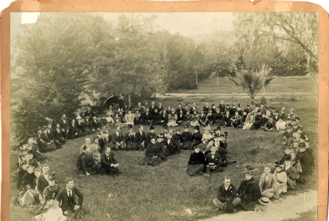 California yearly meeting of Friends 1894, Whittier College (ddr-csujad-57-41)