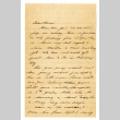 Letter from [Emiko Amy Terada] to Laura Thomas, September 13, 1943 (ddr-csujad-4-17)