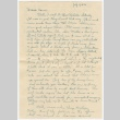 Letter to Sally Domoto from Kan Domoto (ddr-densho-329-190)