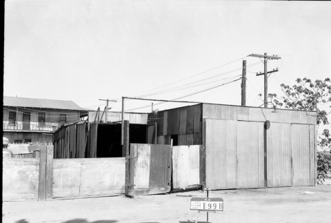 Building labeled East San Pedro Tract 199B (ddr-csujad-43-179)