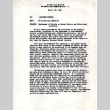 Memo from Co-ordinating Committee to the Advisory Council, March 18, 1944 (ddr-csujad-2-100)