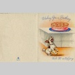 Birthday card to a Nisei man from his family (ddr-densho-153-151)