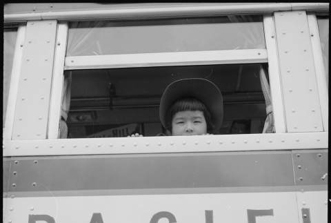 Young Japanese American during mass removal (ddr-densho-151-40)
