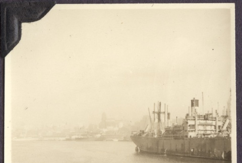 Acadia Leaving Port of Seattle (ddr-one-2-280)