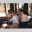 George Kida picnicking with relatives from Japan (ddr-one-3-82)