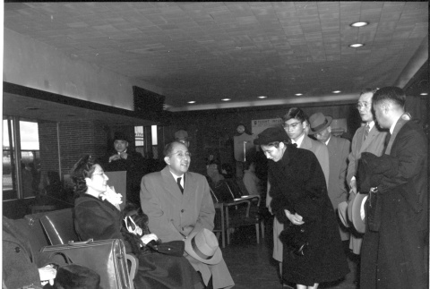 Gomonshu and Lady Ohtani's Visit to Portland (ddr-one-1-714)