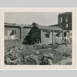 Crops growing in bombed out buildings (ddr-densho-299-7)