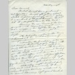 Letter from a camp teacher to her family (ddr-densho-171-35)