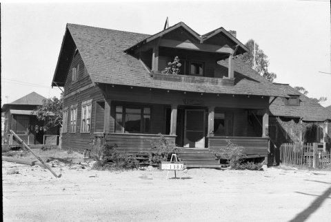 Building labeled East San Pedro Tract 138A (ddr-csujad-43-78)