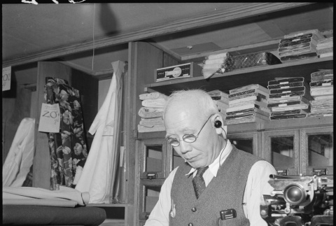 Japanese American store owner prior to mass removal (ddr-densho-151-91)