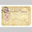Inspection card (immigrants and steerage passengers) (ddr-csujad-38-533)