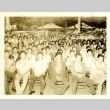 Soldiers at an induction ceremony (ddr-densho-22-193)