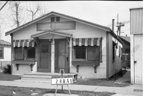 House labeled 238A1 (ddr-csujad-43-133)