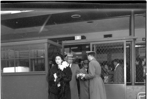 Gomonshu and Lady Ohtani's Visit to Portland (ddr-one-1-708)