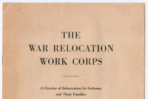 The War Relocation Work Corps (ddr-densho-382-6)