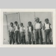 Group of children dressed as pirates (ddr-manz-7-8)
