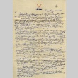 Letter from a camp teacher to her family (ddr-densho-171-59)