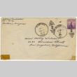 Letter (with envelope) to Molly Wilson from Sadae (Lillian) Nishioka (June 8, 1942) (ddr-janm-1-94)