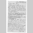 Letter from Kazuo Ito to Lea Perry, June 12, 1942 (ddr-csujad-56-9)