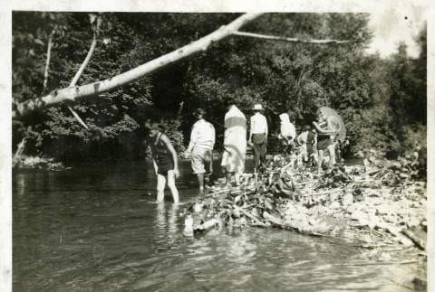 Japanese Americans on an outing (ddr-densho-182-82)