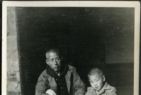 Okabe Family in Japan (ddr-manz-5-6)