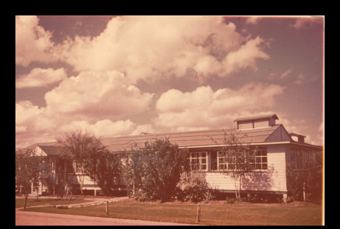 Post office at Crystal City Department of Justice Internment Camp (ddr-csujad-55-1519)
