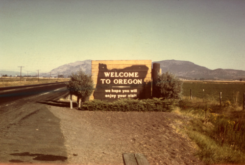 Welcome to Oregon (ddr-csujad-29-127)