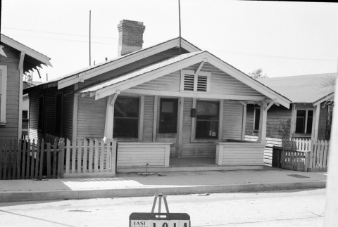 House labeled East San Pedro Tract 101A (ddr-csujad-43-152)