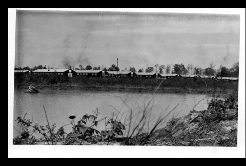 Jerome camp barracks and south side (ddr-csujad-55-1326)