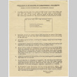 Instructions to be followed in correspondence with inmates (ddr-densho-122-805)