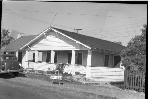 House labeled East San Pedro Tract 108A (ddr-csujad-43-74)
