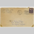 Letter (with envelope) to Molly Wilson from Sandie Saito (June 3, 1942) (ddr-janm-1-7)