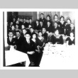 Group photo in the Tacoma Hotel (ddr-densho-109-33)