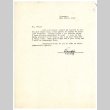 Letter from Leon C. High, Principal, to Mr. Harry Bentley Wells, May 15, 1943 (ddr-csujad-48-72)