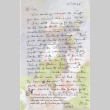 Letter from Michi Weglyn to [Frank Chin], April 14, 1998 (ddr-csujad-24-54)
