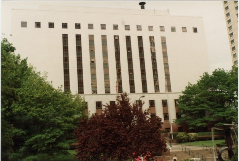 View of the United States Courthouse in Seattle (ddr-densho-10-73)