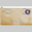 Letter (with envelope) to Molly Wilson from Sandie Saito (April 3, 1943) (ddr-janm-1-15)