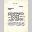 Letter from Willard E. Schmidt, National Chief of Internal Security, to R. B. Cozzens, Field Assistant Director, War Relocation Authority, November 22, 1943 (ddr-csujad-2-90)