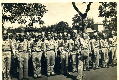 Group of soldiers (ddr-densho-22-247)