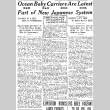 Ocean Baby Carriers Are Latest Part of New Japanese System (October 8, 1916) (ddr-densho-56-288)