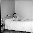 Frank in bed (ddr-one-1-572)