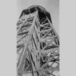 Icicles on camp water tower (ddr-densho-156-2)