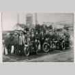 A group of men with motorcycles (ddr-densho-353-419)